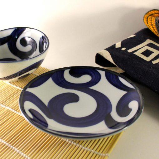 Fat assiett japan