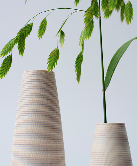 high society vase