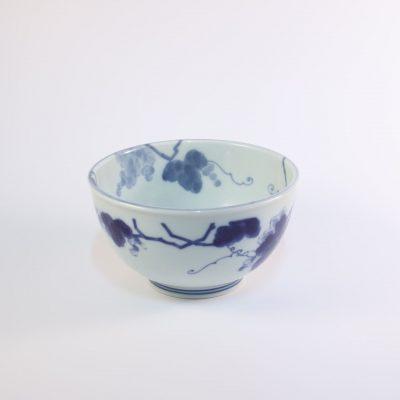 Japansk skål plommon