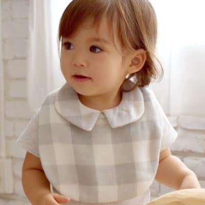 Japansk baby haklapp