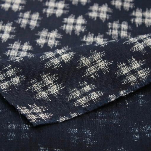 Igasuri japanskt tyg